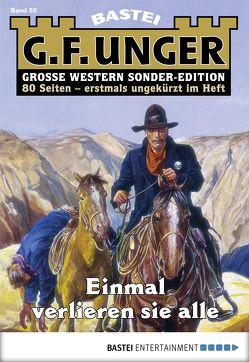G. F. Unger Sonder-Edition 55 – Western von Unger,  G. F.
