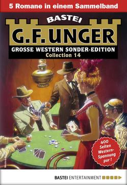 G. F. Unger Sonder-Edition Collection 14 – Western-Sammelband von Unger,  G. F.