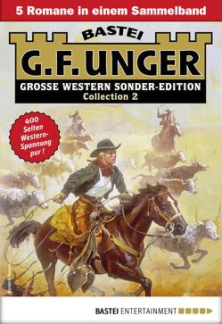 G. F. Unger Sonder-Edition Collection 2 – Western-Sammelband von Unger,  G. F.