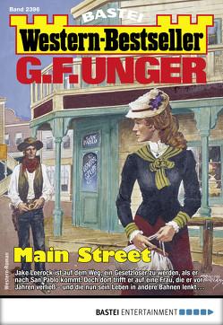 G. F. Unger Western-Bestseller 2396 – Western von Unger,  G. F.