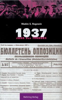 Gab es eine Alternative? / 1937 – Jahr des Terrors von Georgi,  Hannelore, Rogowin,  Wadim S, Schubärth,  Harald