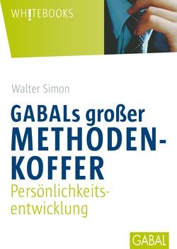 GABALs großer Methodenkoffer von Simon,  Walter