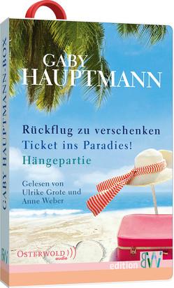 Gabi Hauptmann Box von Grote,  Ursula, Hauptmann,  Gabi, Weber,  Anne