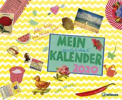 Gabi Kohwagner Mein persönlicher Kalender 2020