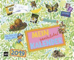 Gabi Kohwagner Mein persönlicher Kalender2019