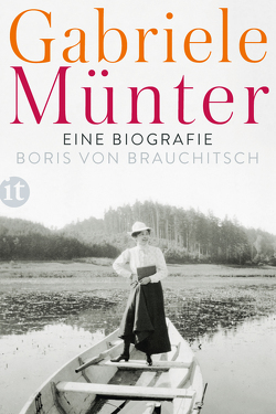 Gabriele Münter von Brauchitsch,  Boris von