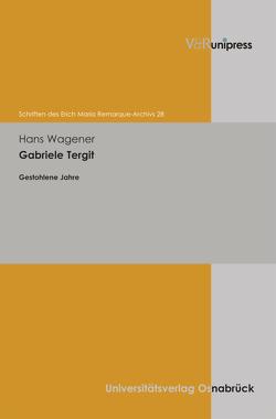 Gabriele Tergit von Wagener,  Hans