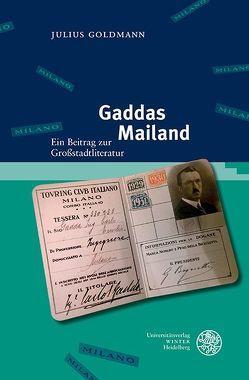Gaddas Mailand von Goldmann,  Julius