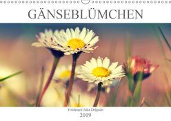 Gänseblümchen Poesie (Wandkalender 2019 DIN A3 quer) von Delgado,  Julia