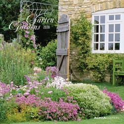 Gärten 2020 – Gardens – Wandkalender – Broschürenkalender (30 x 60 geöffnet) – Natur – Wandplaner von ALPHA EDITION