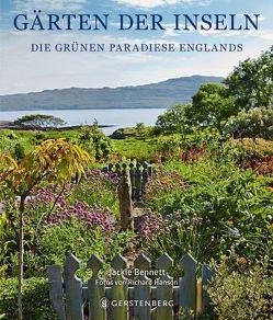 Gärten der Inseln von Bennett,  Jackie, Hanson,  Richard, Schatz,  Hannelore, Warcholik,  Beate