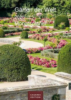 Gärten der Welt Monatsplaner 2020 30x42cm von Schawe,  Heinz-werner