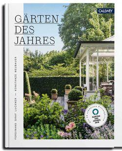 Gärten des Jahres 2018 von Graf von Luckner,  Ferdinand, Neubauer,  Konstanze