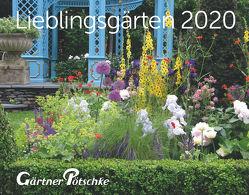 Gärtner Pötschkes Lieblingsgärten 2020