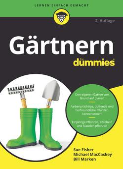 Gärtnern für Dummies von Fisher,  Sue S.