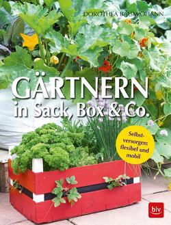 Gärtnern in Sack, Box & Co. von Baumjohann,  Dorothea