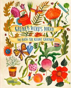 Gärtnern mit Zwergen von Aitch, Bradley,  Kirsten, Klanten,  Robert, Kleine Gestalten, Sangma Francis,  Angela