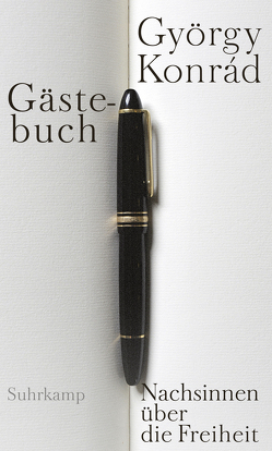 Gästebuch von Konrád,  György, Paetzke,  Hans-Henning