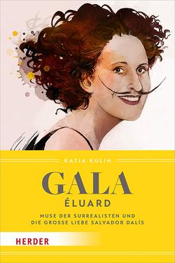 Gala Éluard von Kloos,  Anemone, Kulin,  Katja