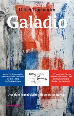 Galadio von Daeninckx,  Didier, Waltraud Schleser,  Rainer Gutenberger,  Ulrike Hebel,  Jürgen Donat