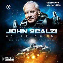 Galaktische Mission von Scalzi,  John