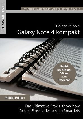Galaxy Note 4 kompakt von Reibold,  Holger