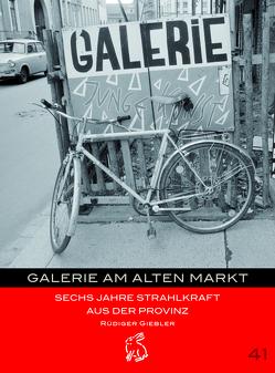 Galerie am Alten Markt von Giebler,  Rüdiger