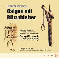 Galgen mit Blitzableiter von Daugardt,  Anette, Grasshoff,  Richard, Neumann,  Uwe