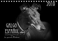 Galgo Español – der spanische Windhund 2019 (Tischkalender 2019 DIN A5 quer) von - Andrea Redecker,  4pfoten-design