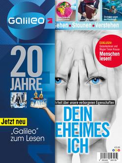 """""""Galileo""""-Magazin 01-2019 von Buss,  Oliver"""