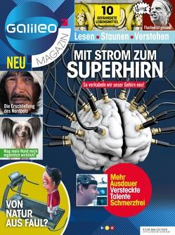 """""""Galileo""""-Magazin 02-2019 von Buss,  Oliver"""