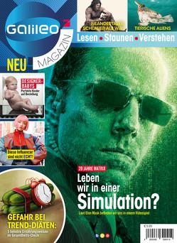 Galileo Magazin von Buss,  Oliver