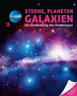 Galileo Wissen: Sterne, Planeten, Galaxien von Boccador,  Sabine