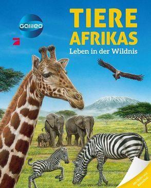 Galileo Wissen: Tiere Afrikas von Beaumont,  Emilie