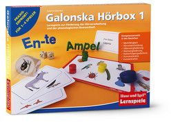 Galonska Hörbox 1 von Galonska,  Susanne