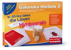 Galonska Hörbox 3 von Galonska,  Susanne
