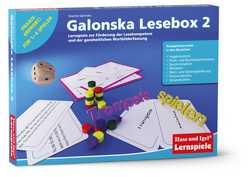Galonska Lesebox 2 von Galonska,  Susanne