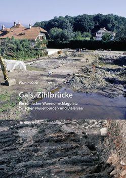 Gals, Zihlbrücke von Erziehungsdirektion des Kantons Bern,  Archälogischer Dienst des Kantons Bern