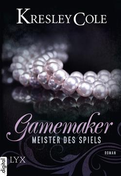 Gamemaker – Meister des Spiels von Cole,  Kresley, Oder,  Bettina