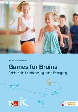 Games for Brains von Eckenbach,  Karin