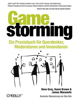 Gamestorming von Gray,  Dave