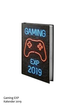 Gaming EXP Kalender 2019 von raptor publishing GmbH