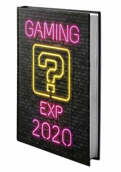 Gaming EXP Kalender 2020 von raptor publishing GmbH