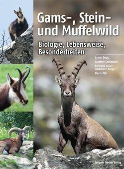 Gams-, Stein- und Muffelwild von Deutz,  Armin, Filli,  Flurin, Gressmann,  Gunther, Grünschachner-Berger,  Veronika