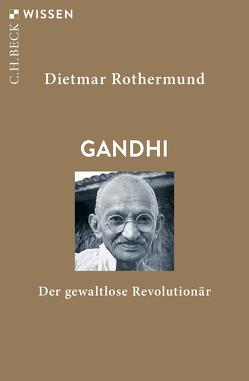 Gandhi von Rothermund,  Dietmar