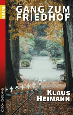 Gang zum Friedhof von Heimann,  Klaus