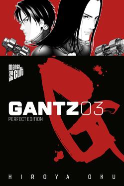 Gantz 3 von Oku,  Hiroya
