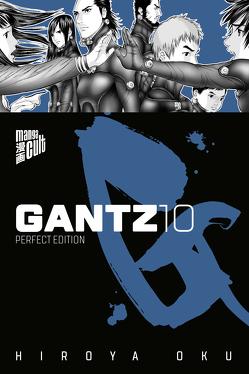 GANTZ – Perfect Edition 10 von Oku,  Hiroya