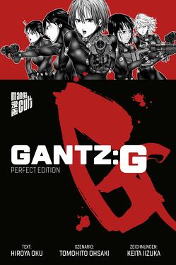 Gantz:G von Ijika,  Keita, Müller,  Jan-Christoph, Oku,  Hiroya