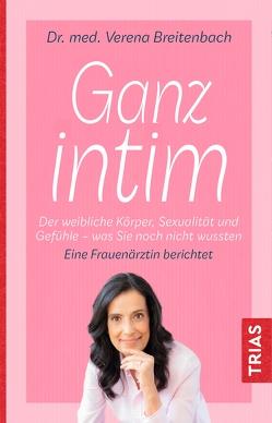 Ganz intim von Breitenbach,  Verena